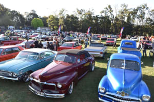 Wandin Car & Bike Show